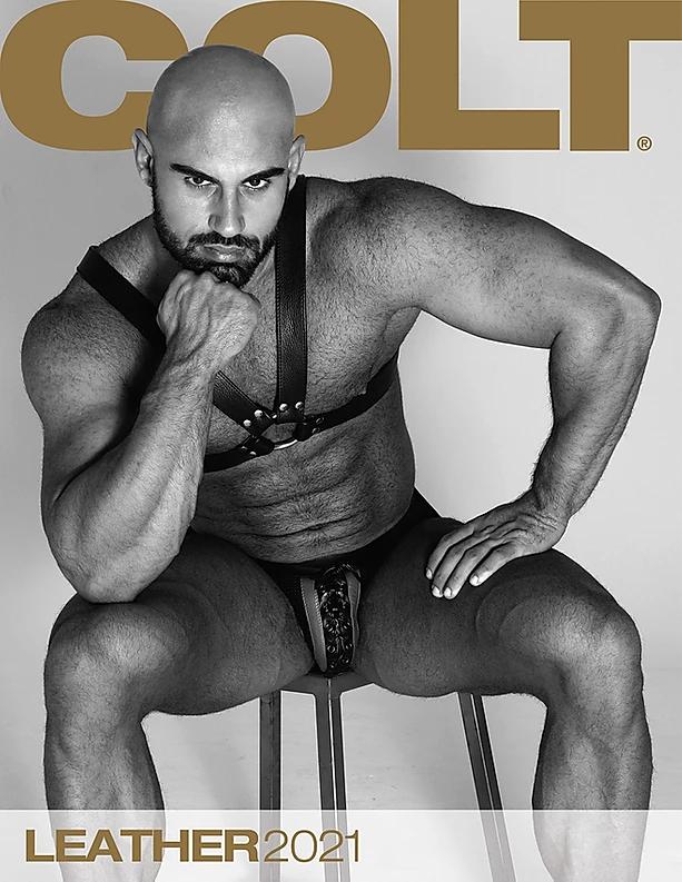 Colt Leather Kalender 2021