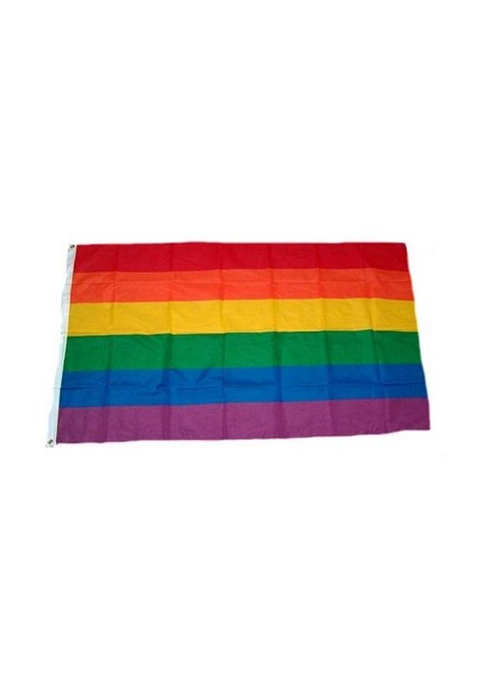 Regenbogen Flagge 90 x 150 cm