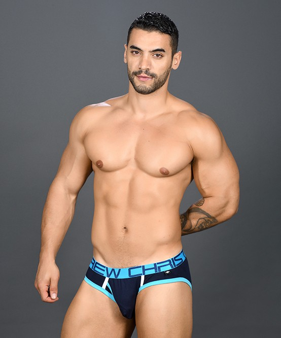 Andrew Christian Fly Tagless Brief Almost Naked