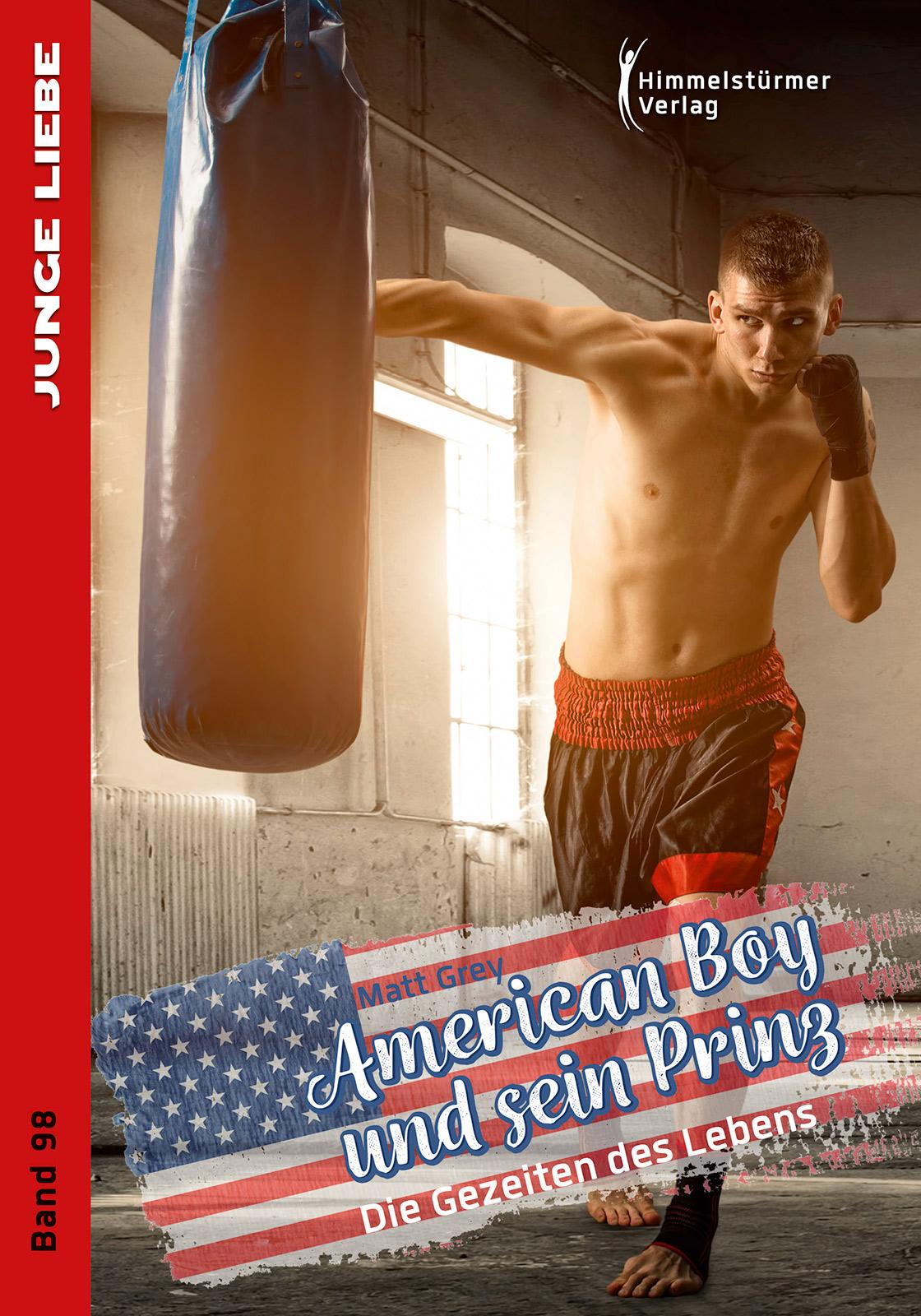 Matt Grey |  American Boy und sein Prinz 3