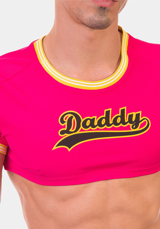 Barcode Berlin 91660 Crop Tee Daddy