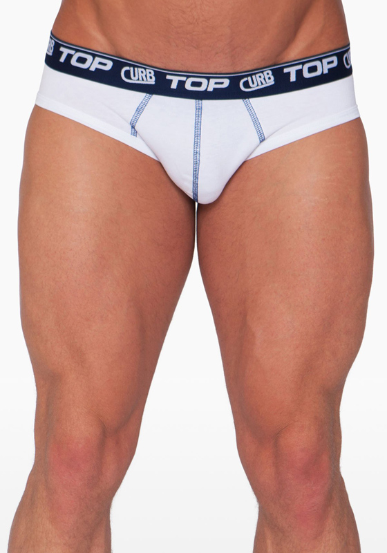 Curbwear ID011T5 Brief Top