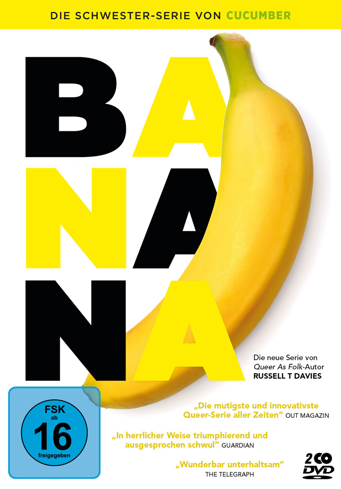 Banana (2 DVD)