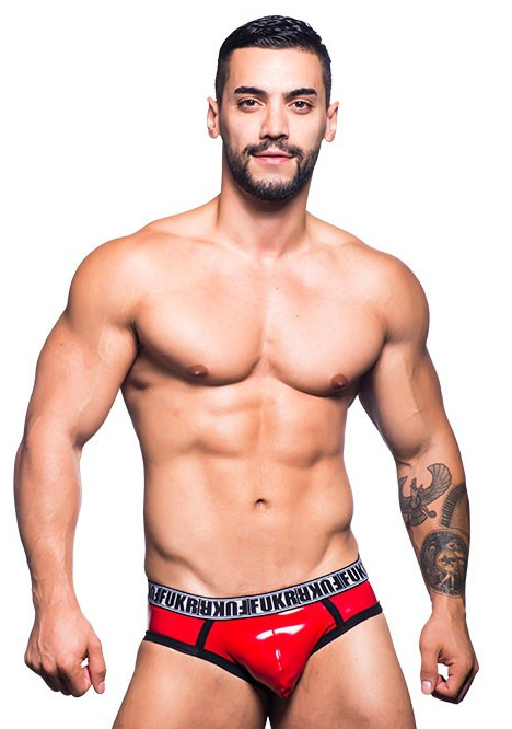 AC 90462 red M FUKR Provocative Brief