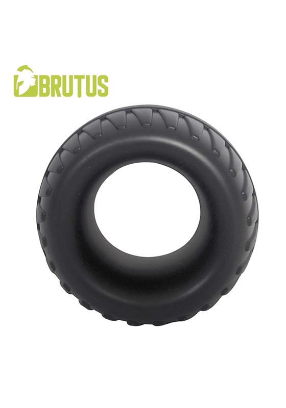 Brutus: Tractor Liquid Silicone Cock Ring XL