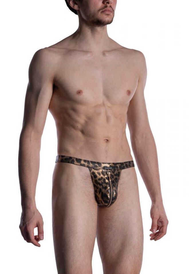 MANSTORE Wild Zipped String