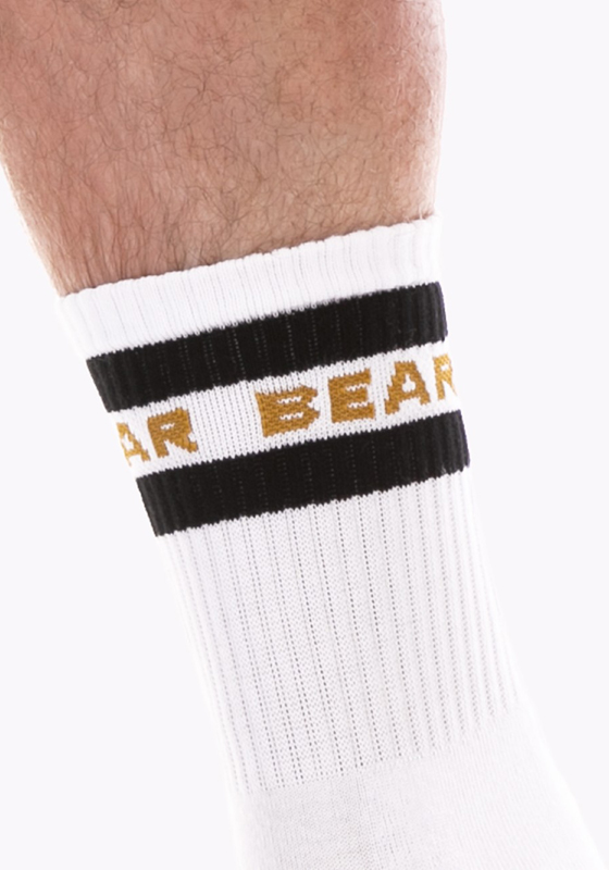 Barcode Berlin 91614 Fetish Half Socks Bear