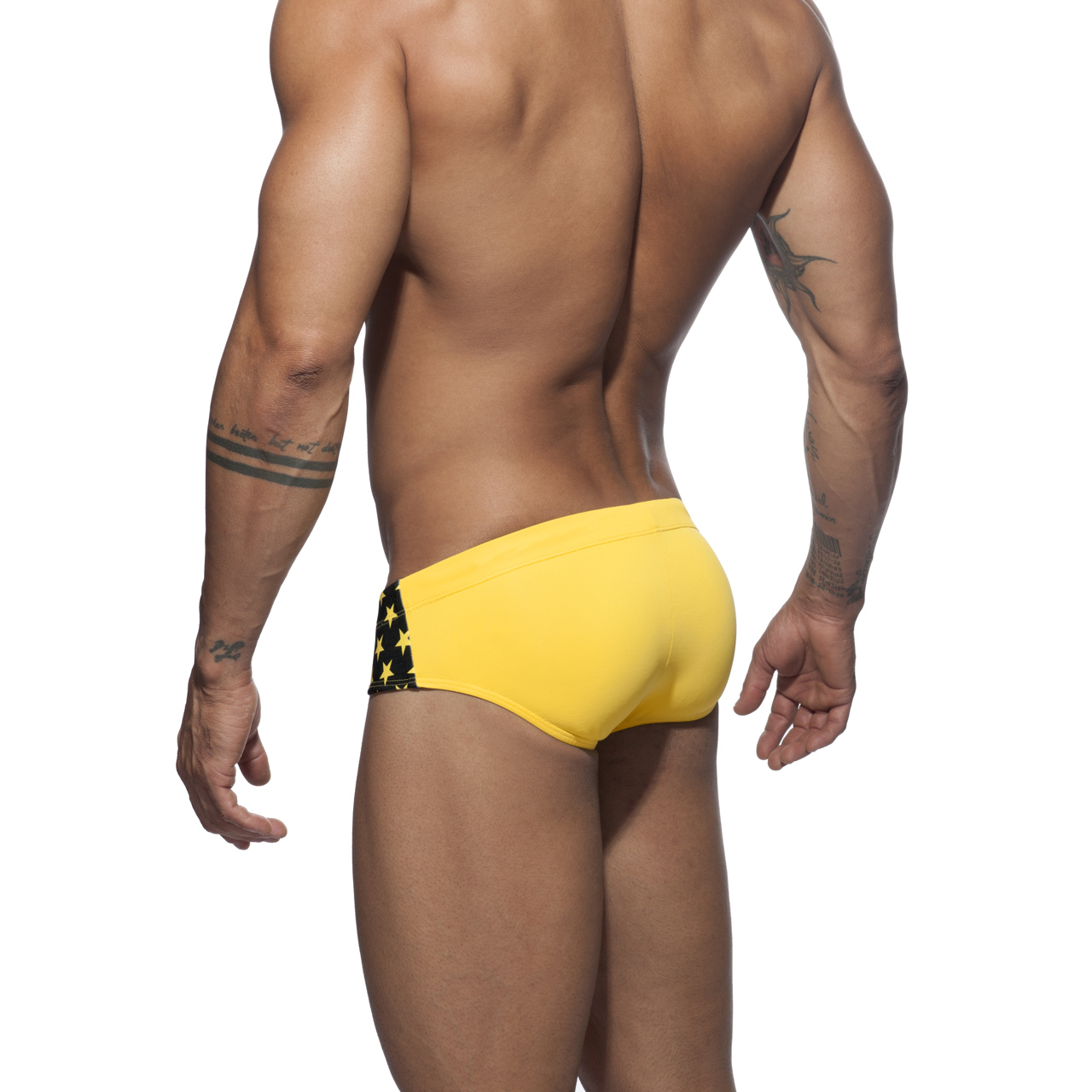 ADDICTED Stars Swim Brief