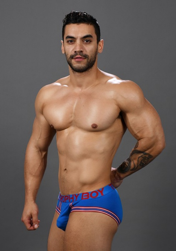 Andrew Christian Trophy Boy Score Brief