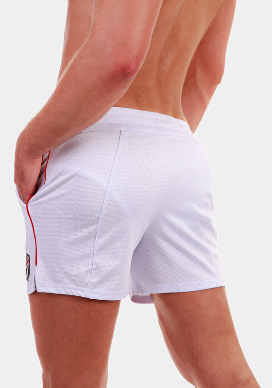 BC 91682 royal-white M Short Luka