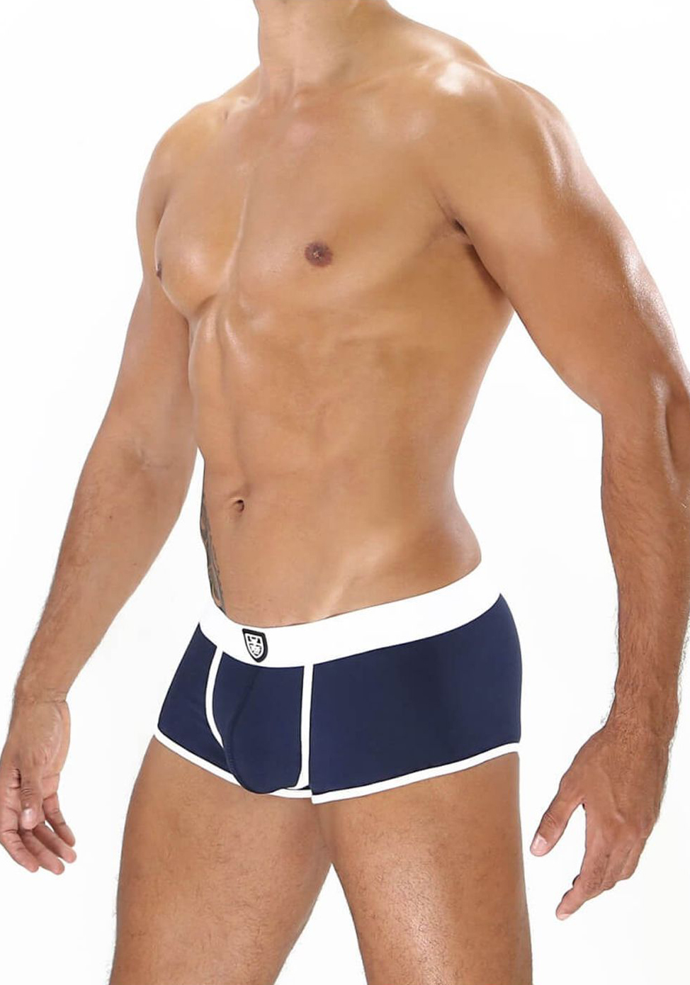 TOF Alpha Boxer | Navy-White