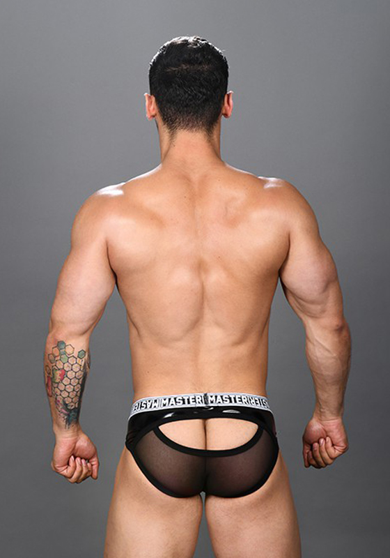 Andrew Christian Master Sheer Brief Almost Naked
