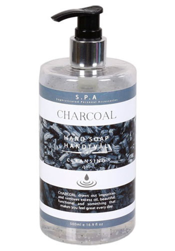 S.P.A. Hand Wash Charcoal 500 ml