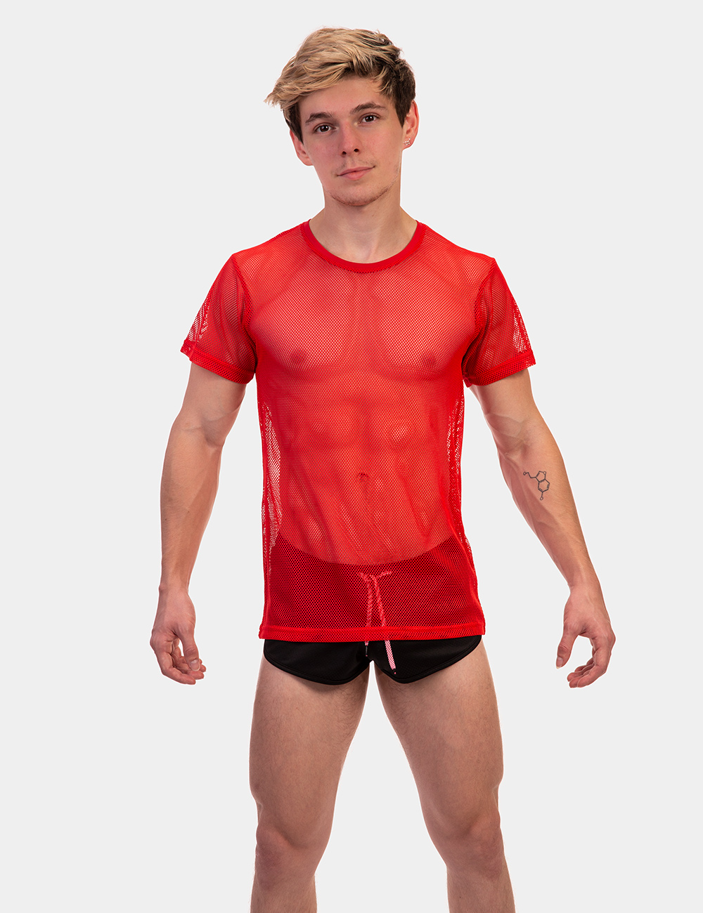 Barcode Berlin Shirt Malu | Red