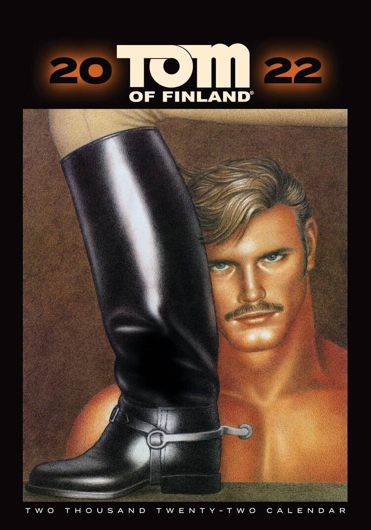 Tom of Finland Kalender 2022