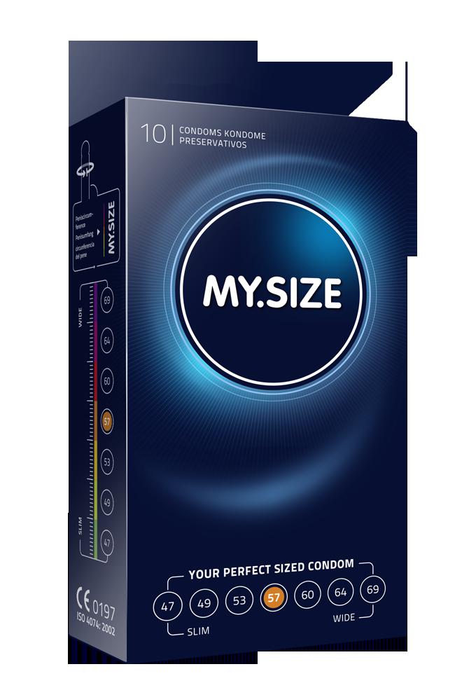 My.Size Kondome - Grösse 57