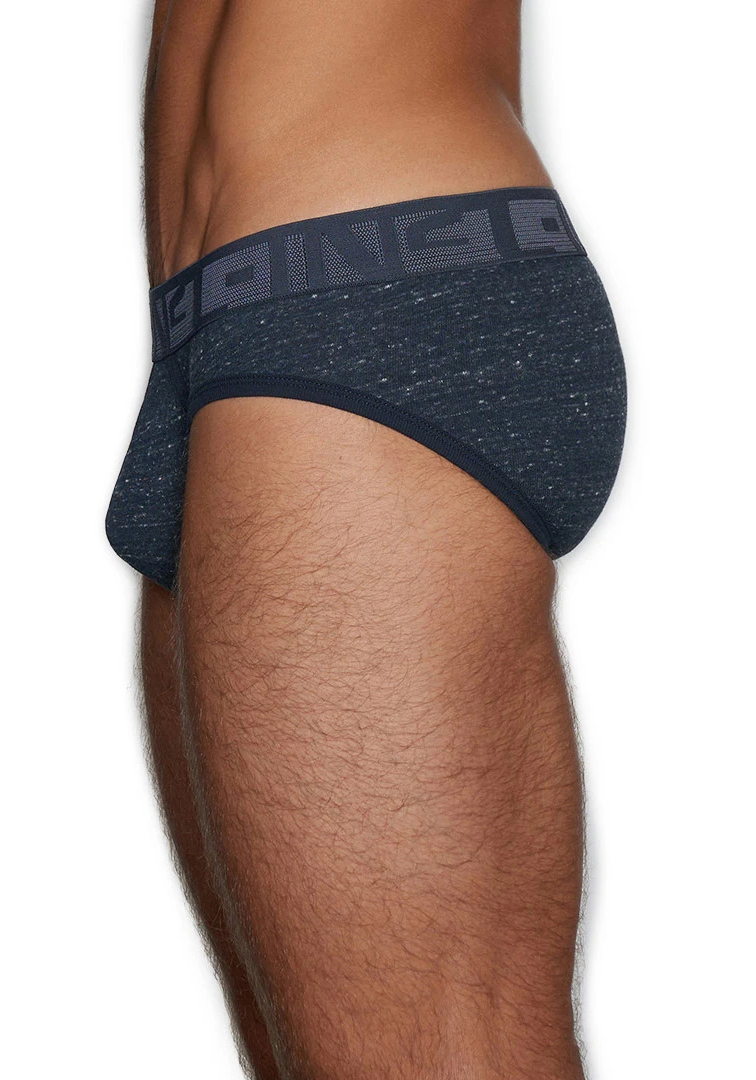 C-IN2 Hand Me Down Low Rise Brief | Navy