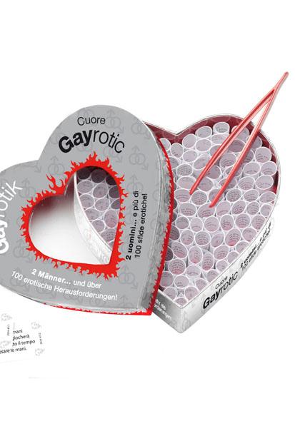 """""""Gayrotic"""" - Herz voller Gayrotik"""