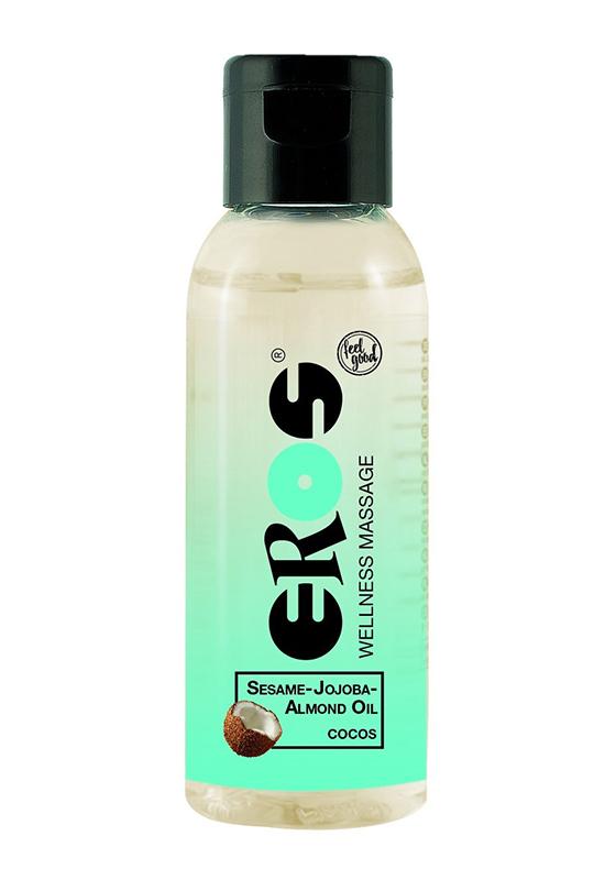 EROS Wellness Massage Oil Cocos 50 ml