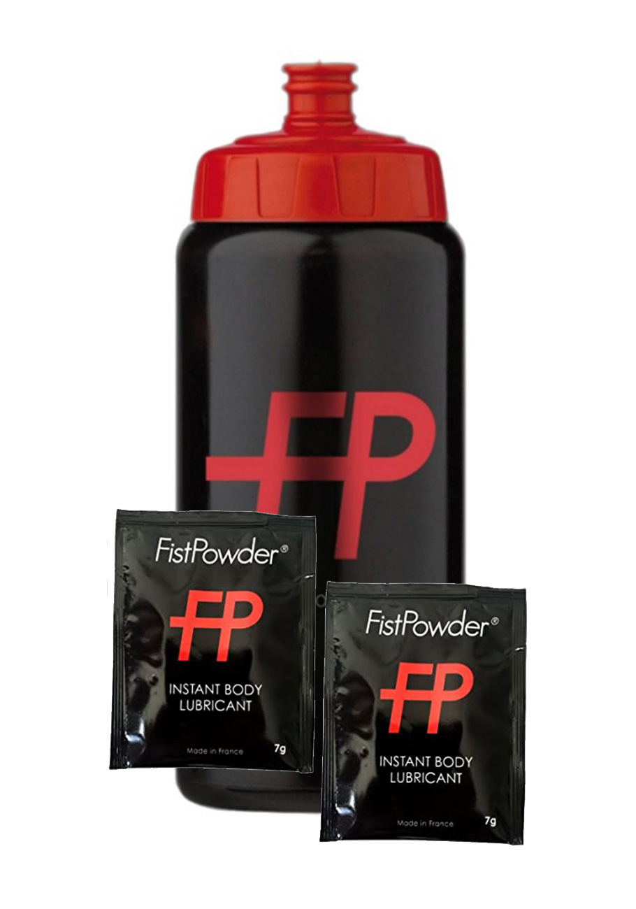 The FP Company 2x 7gr + Fistpowder Shaker