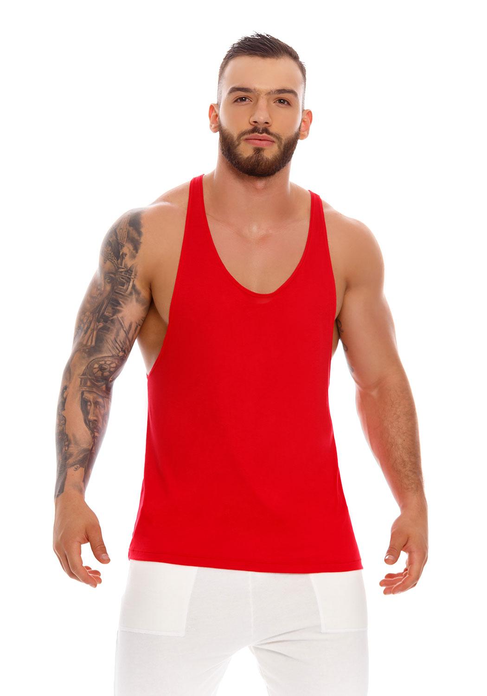 JOR Tank Top Athletic | Red