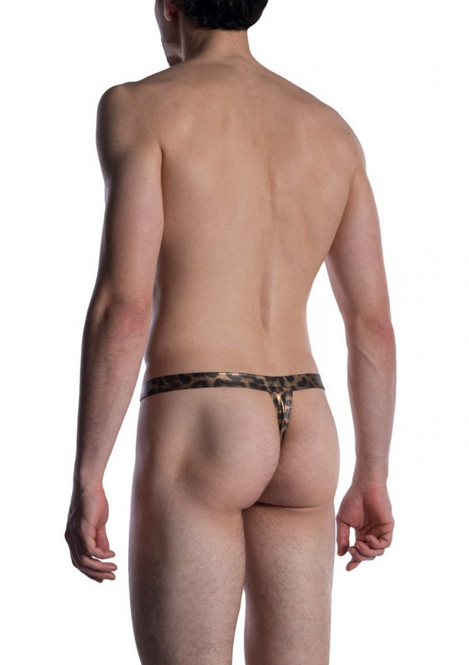 MANSTORE Wild Zipped String