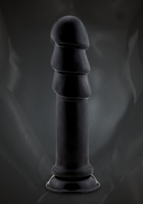 Mr. Cock: XXL Plug The Ribbed Cock 28 cm