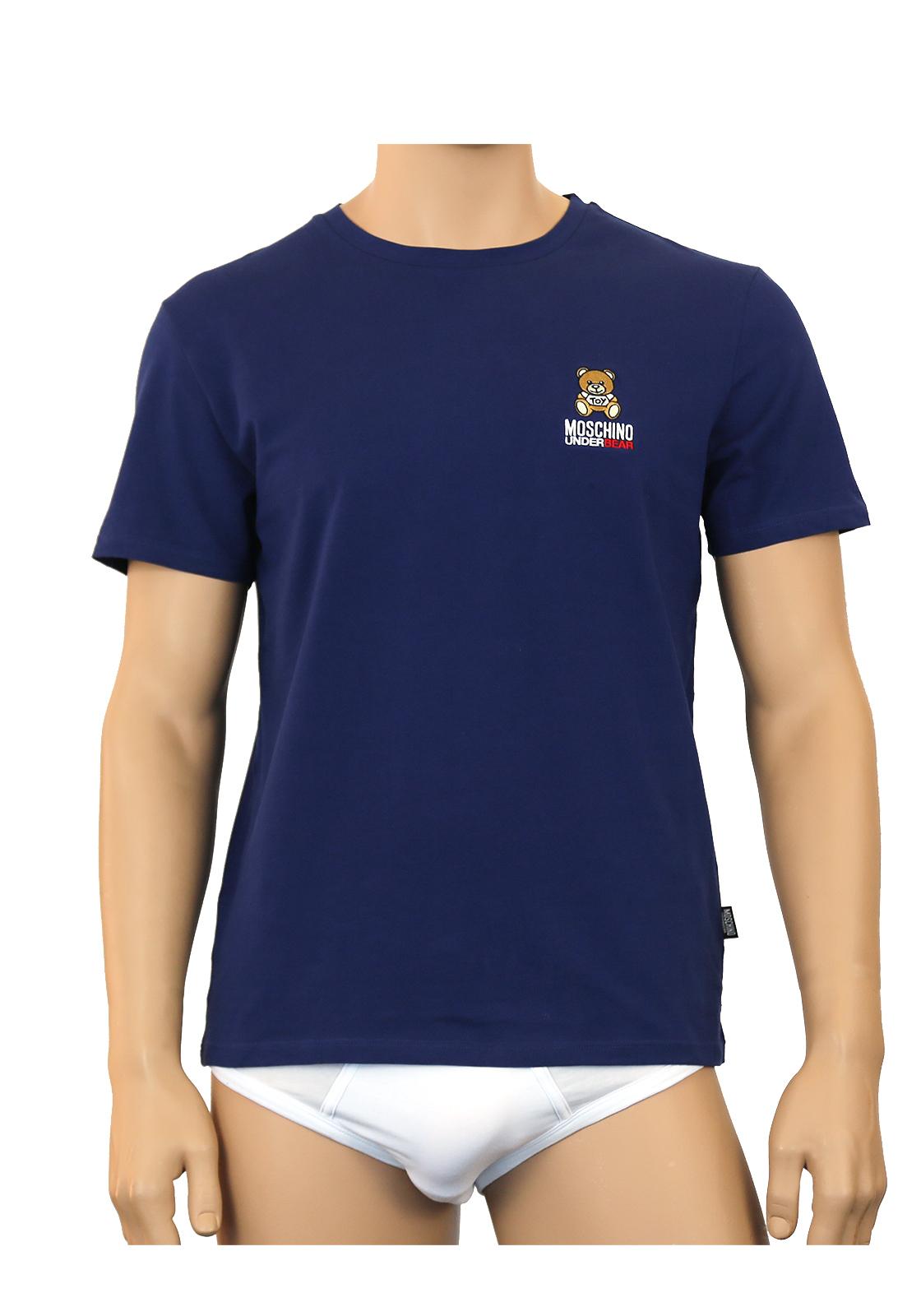 Moschino T-Shirt Underbear | Blue