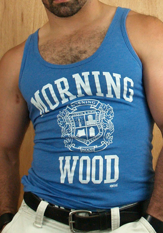 Ajaxx63 TK40 Morningwood Tank Top
