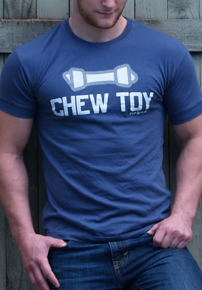 Ajaxx63 AS86 Chew Toy Shirt