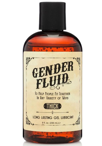 Gender Fluid Thick-Long Lasting Gel 236 ml (Water)