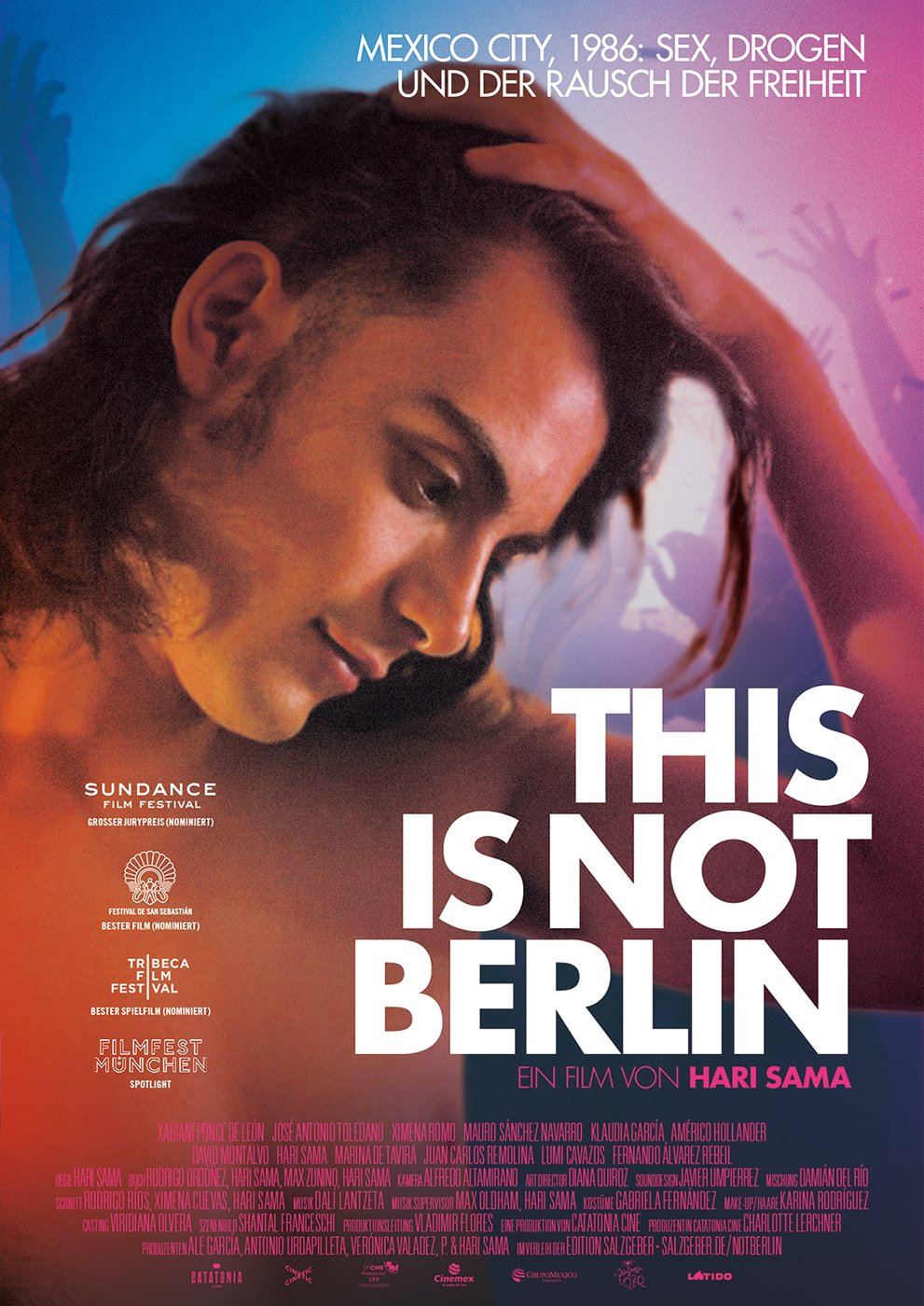 This Is Not Berlin (DVD)