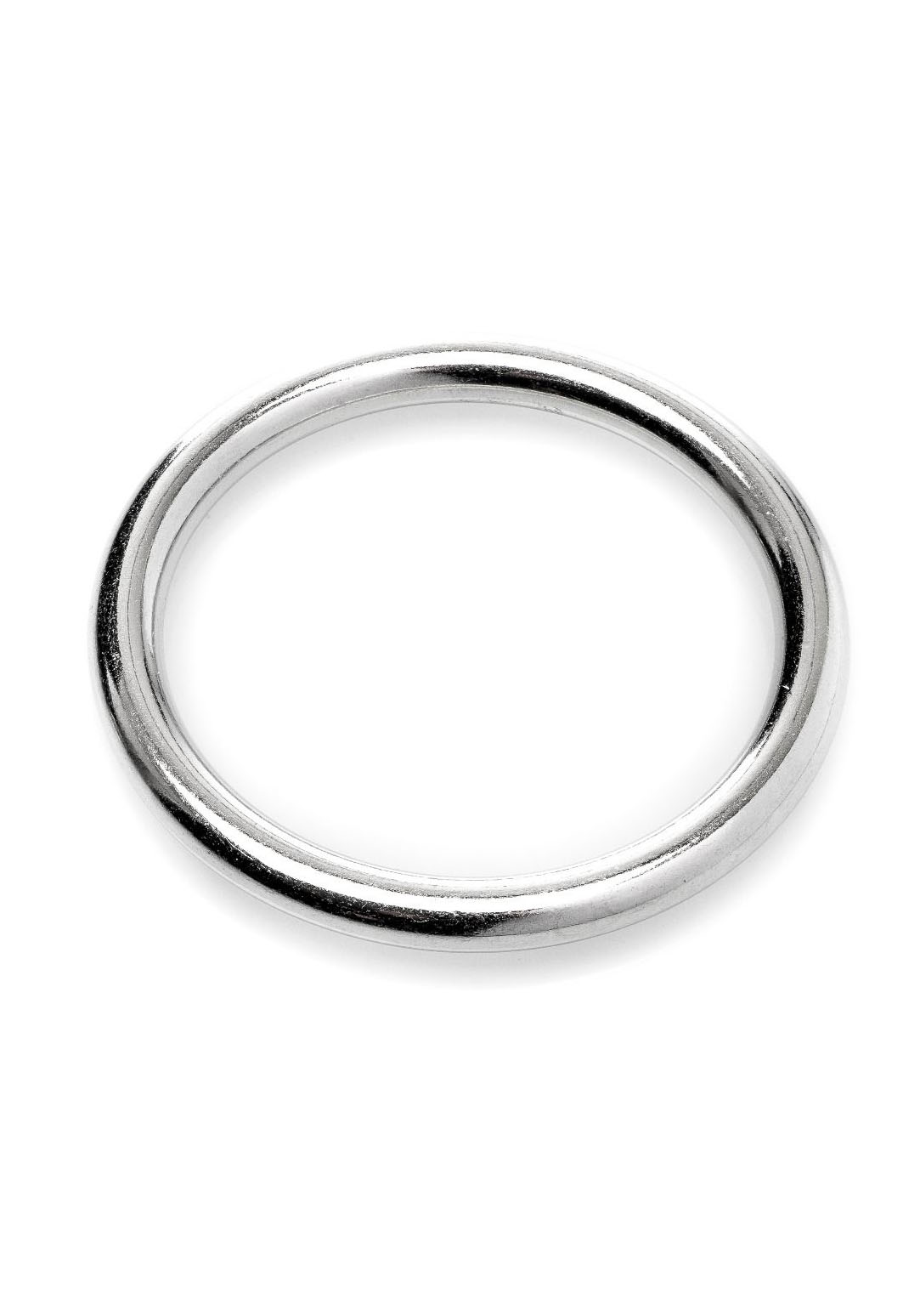 ZENN: Steel Cock Ring Ø 50 mm