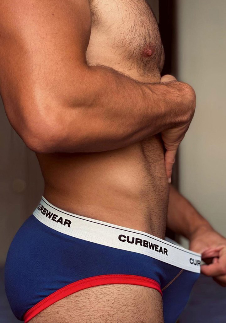 CURBWEAR ID Pride Brief