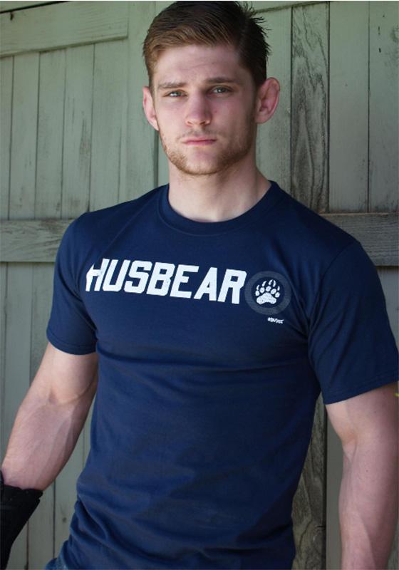 Husbear T-Shirt AJAXX63