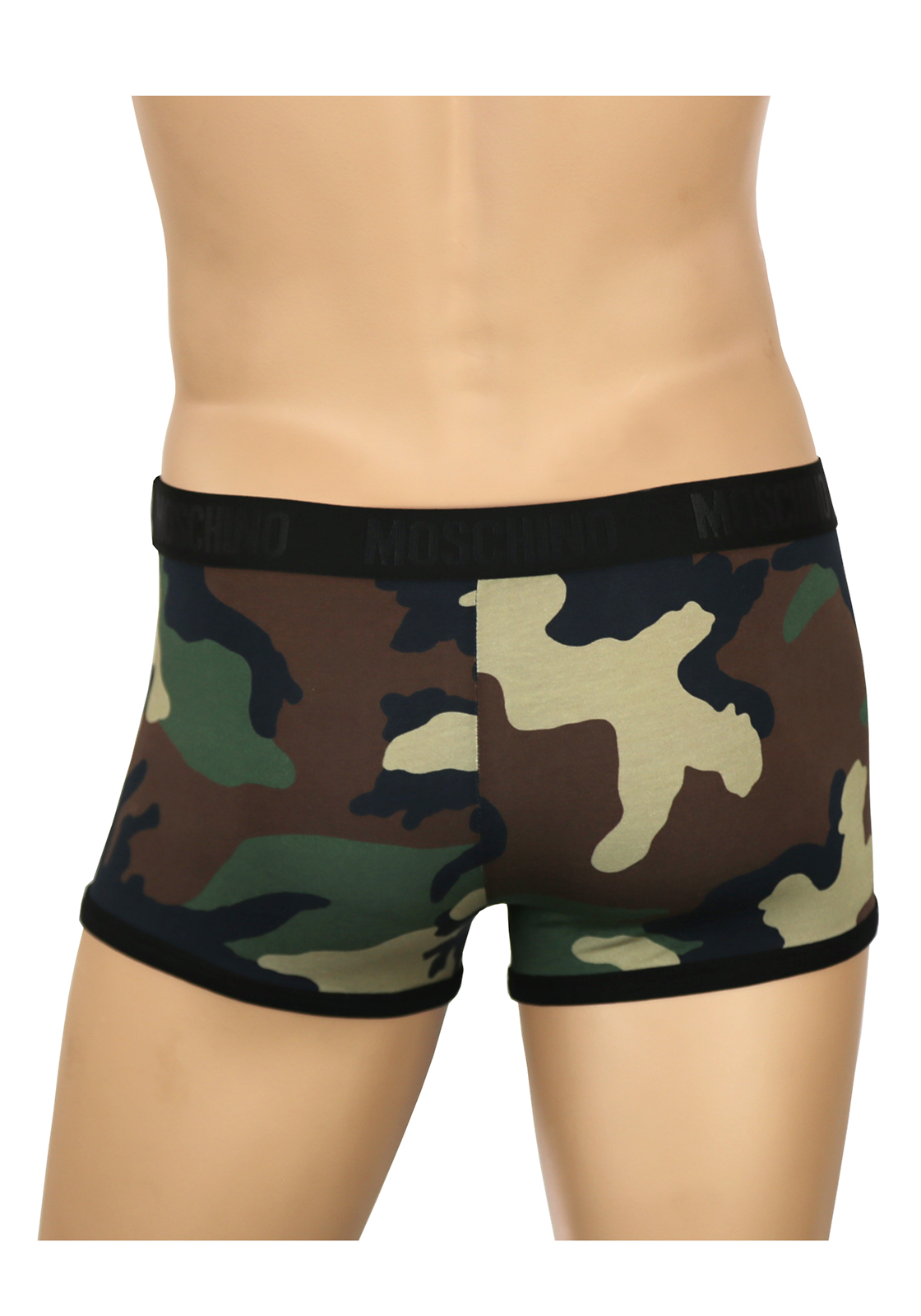 Moschino Trunk | Camouflage