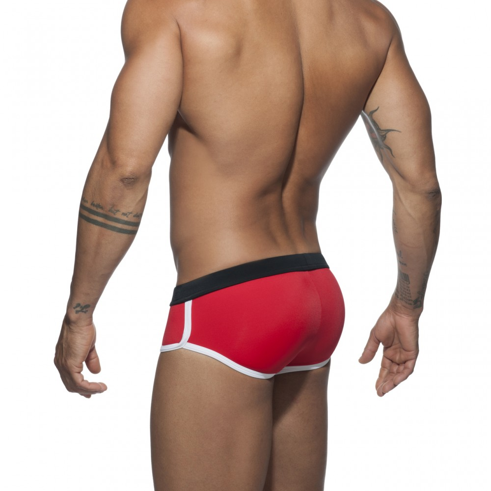 Addicted S163 Plain Swim Brief