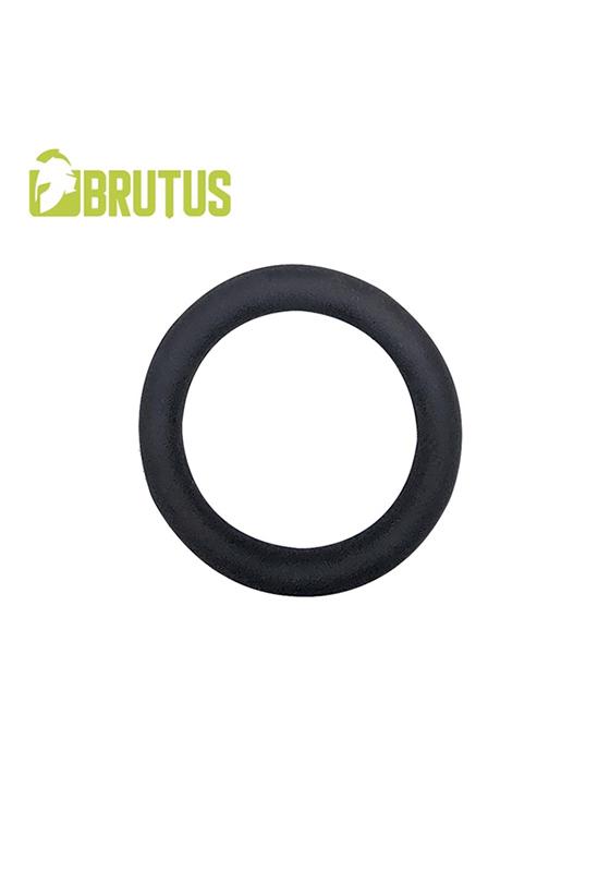 Brutus: Slim Donut Silicone Cock Ring Ø 50 mm