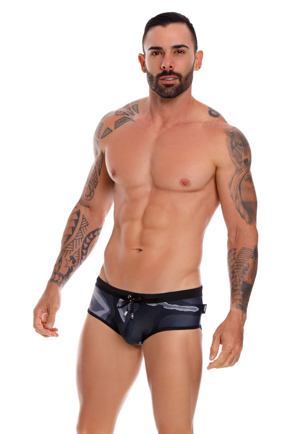 JOR Swim Brief Action