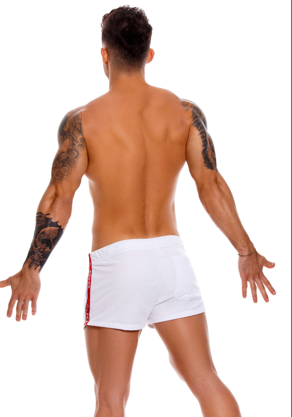 JOR Mini Short Sparta | White