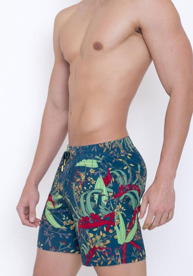 2EROS Swim Shorts Kangaroo Paw