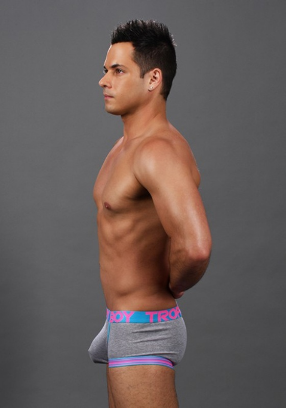 Andrew Christian 91250 Trophy Boy Score Boxer