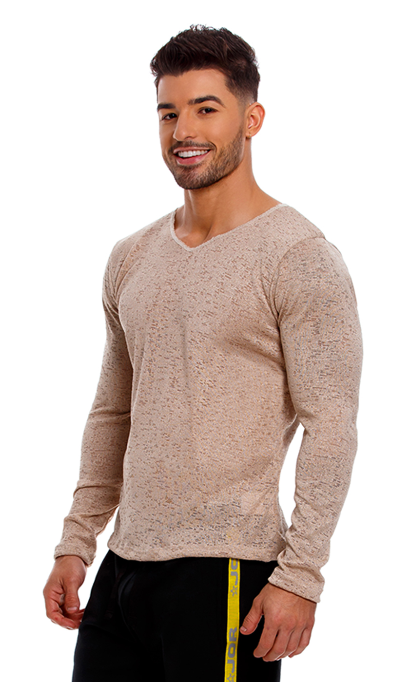 JOR T-Shirt Long Sleeve Sahara Maui