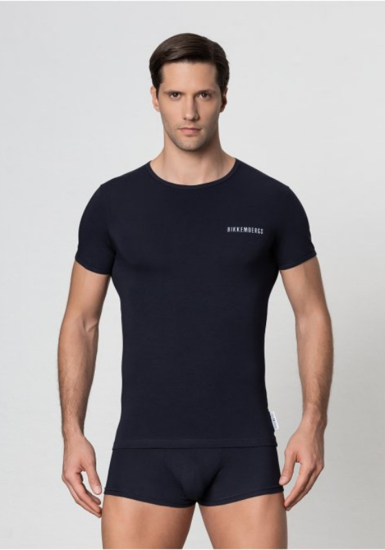 BIKKEMBERGS B41308T48 Bipack 2 T-Shirt