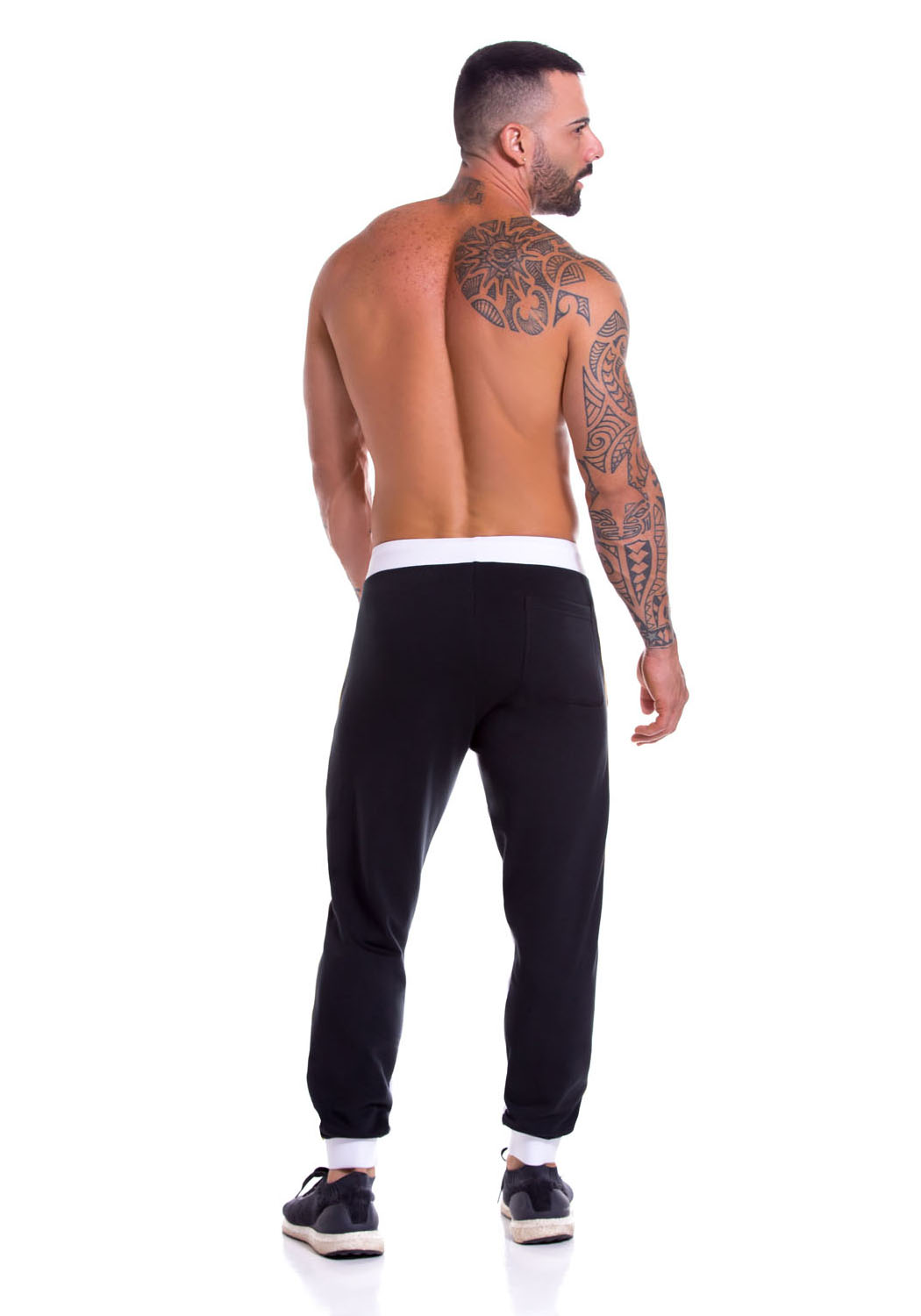 JOR Long Pant Invictus | Black