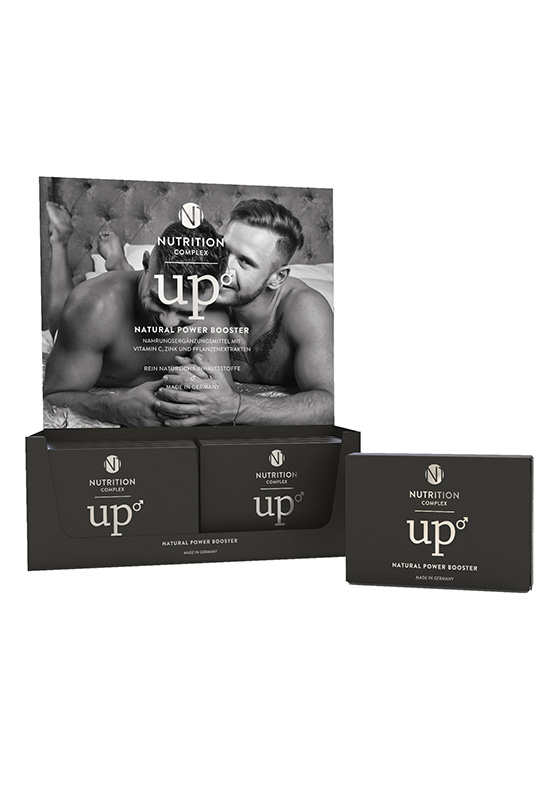 N1 UP Natural Power Booster (4 Kapseln)