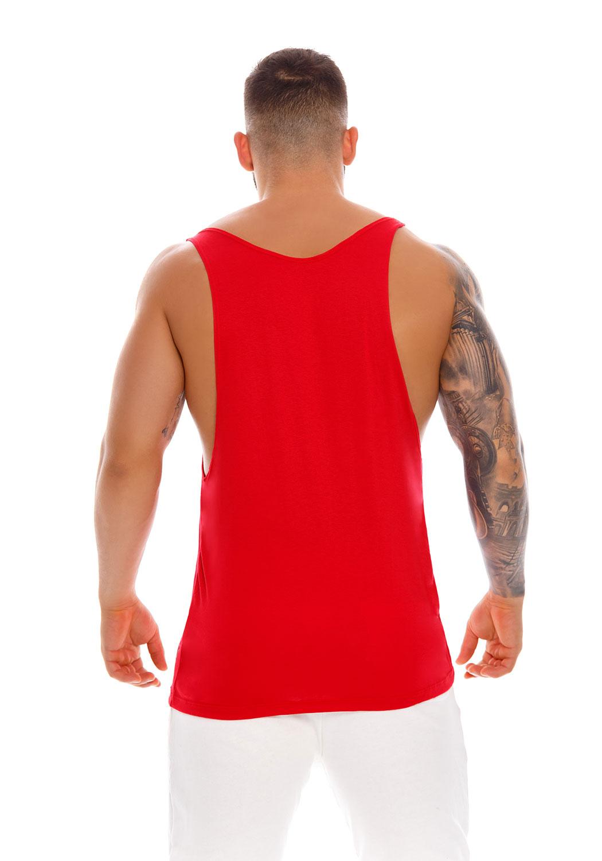 JOR Tank Top Athletic   Red