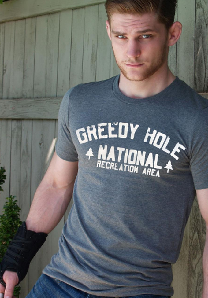 Greedy Hole Shirt AJAXX63
