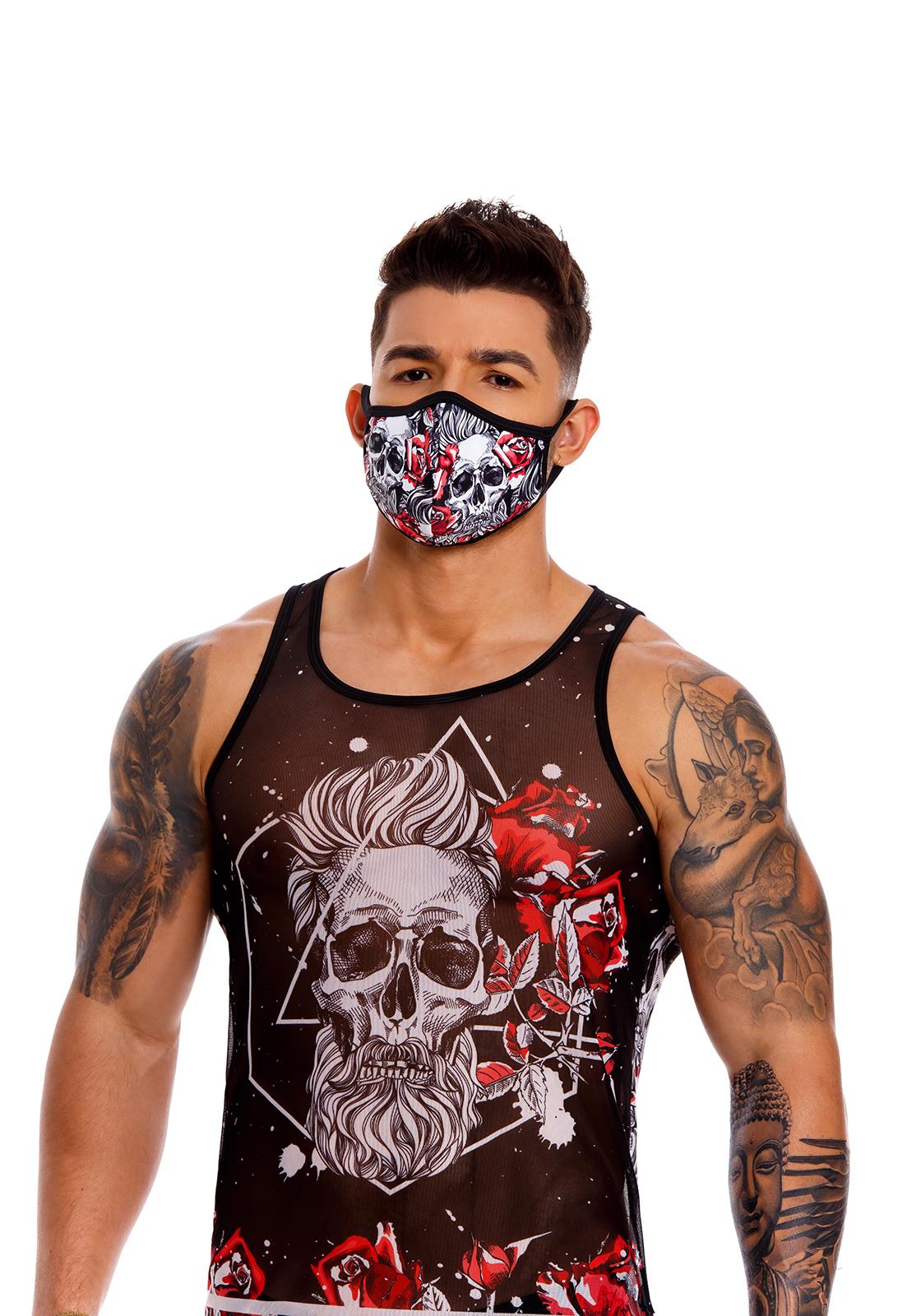 JOR Face Mask Detroit