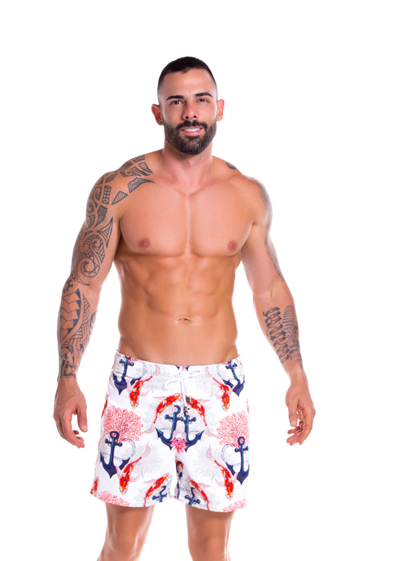 JOR 0909 Swim Short Calipso